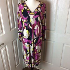 Chico's size 3 geometric dress